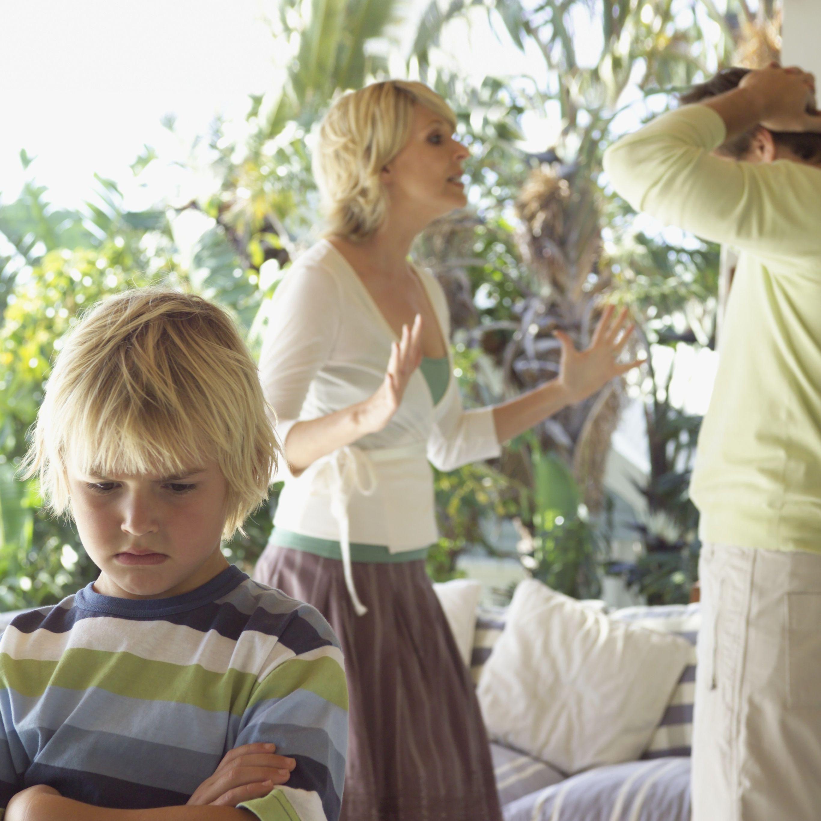 When Parents Disagree on Discipline Style