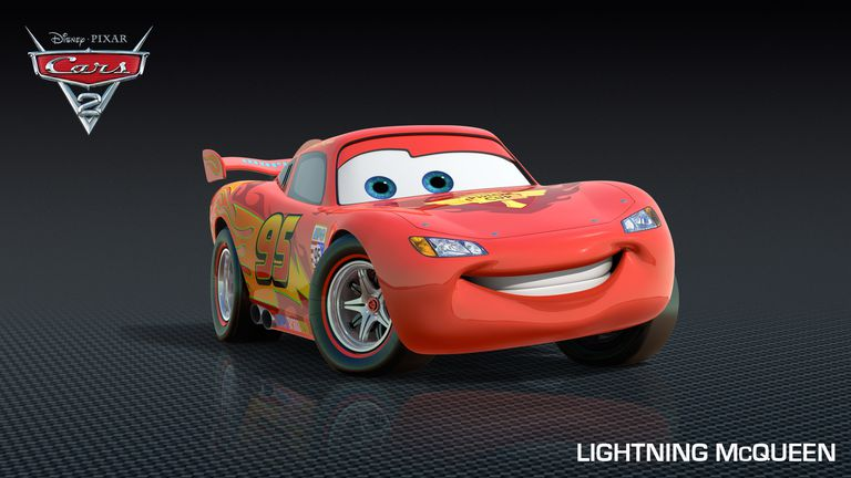 Cars  Characters Characters In Disney Pixar Cars  Lightning Mcqueen