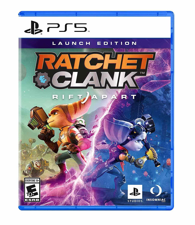Ratchet & Clank Rift Apart Launch Edition
