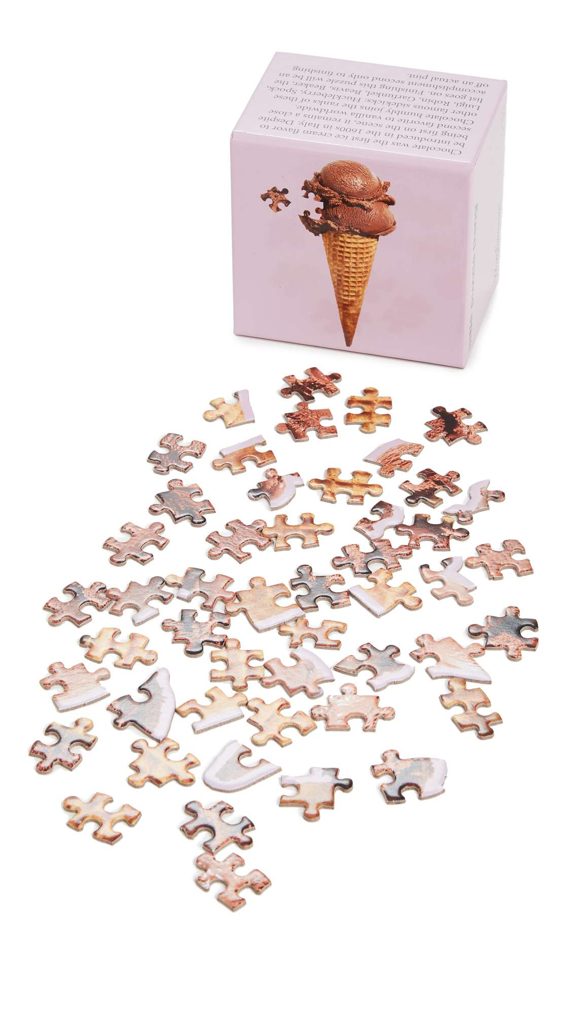 Little Puzzle Thing - Chocolate Scoop