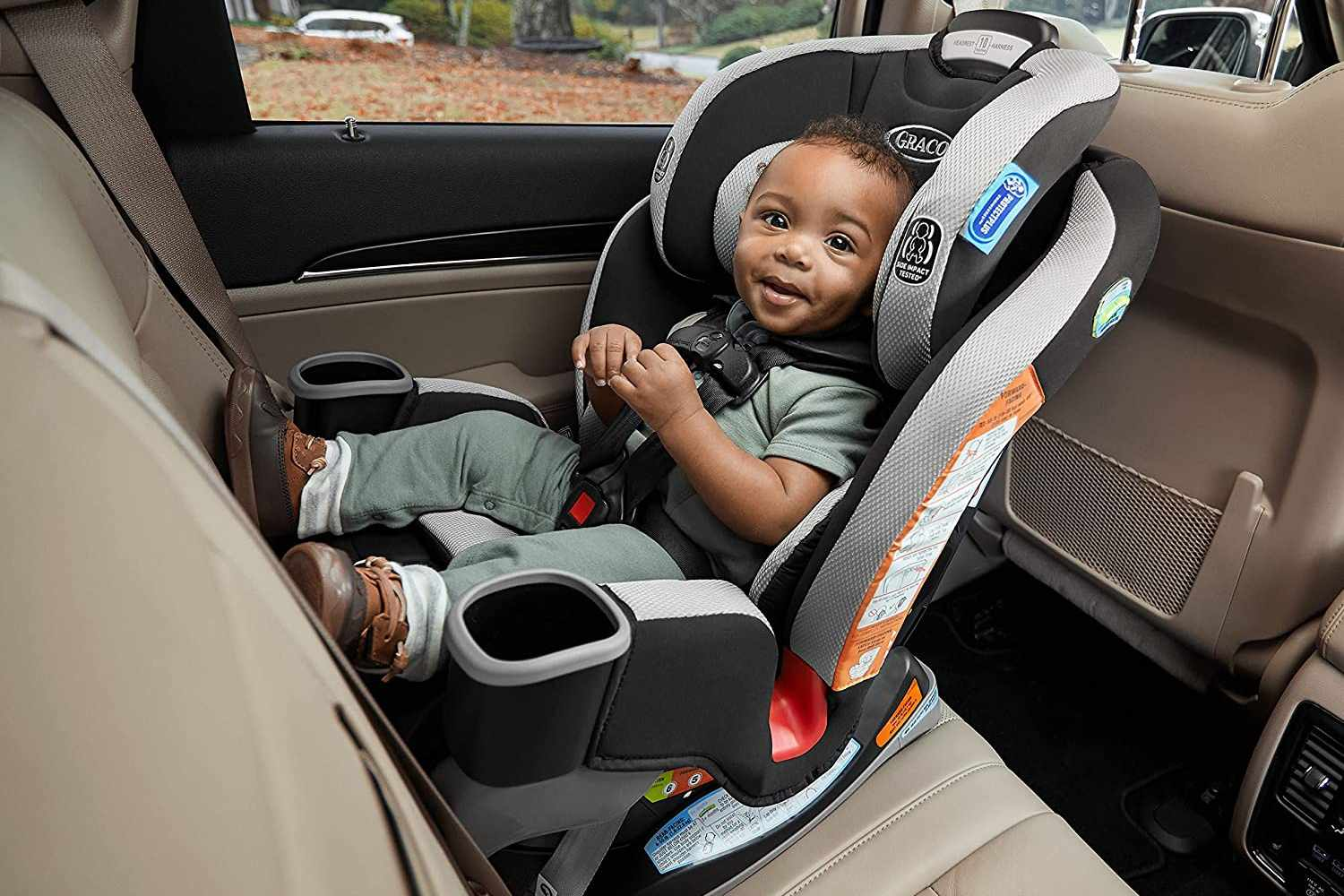 Graco Extend2Fit 3-in-1 Car Seat