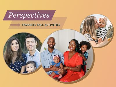 Perspectives: Favorite Fall Activities
