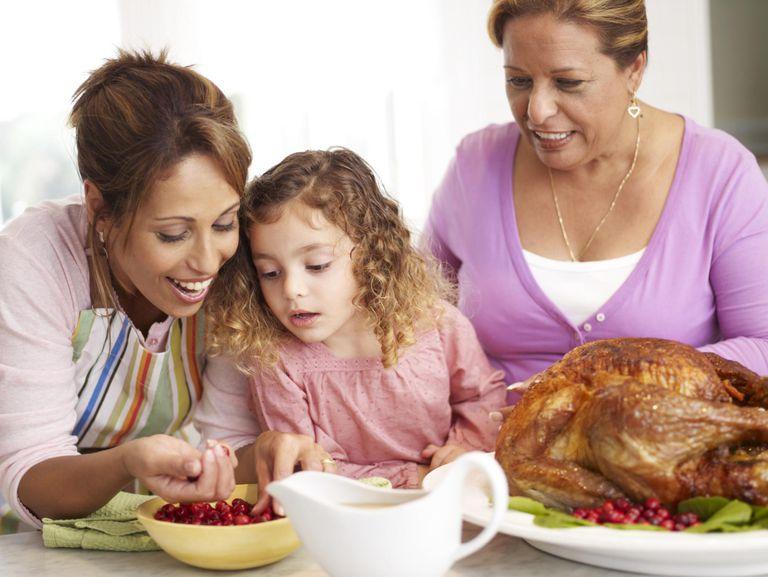 Teaching thankfulness