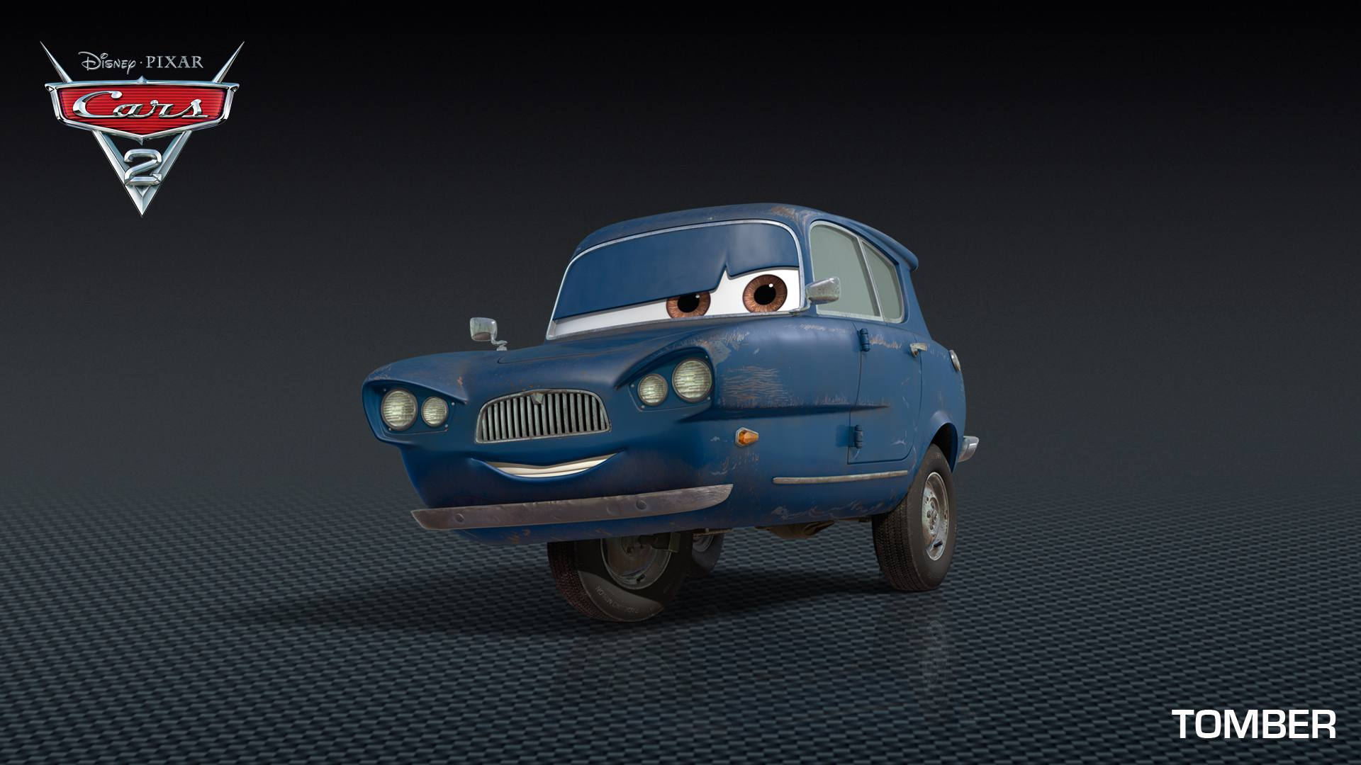 Tomber A Character In Cars 2 Is The Voice Of Michel Michelis