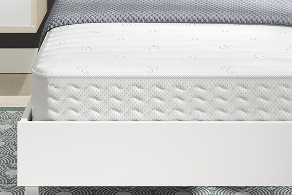 Signature Sleep Contour Encased Coil 8 Inch Mattress, Twin