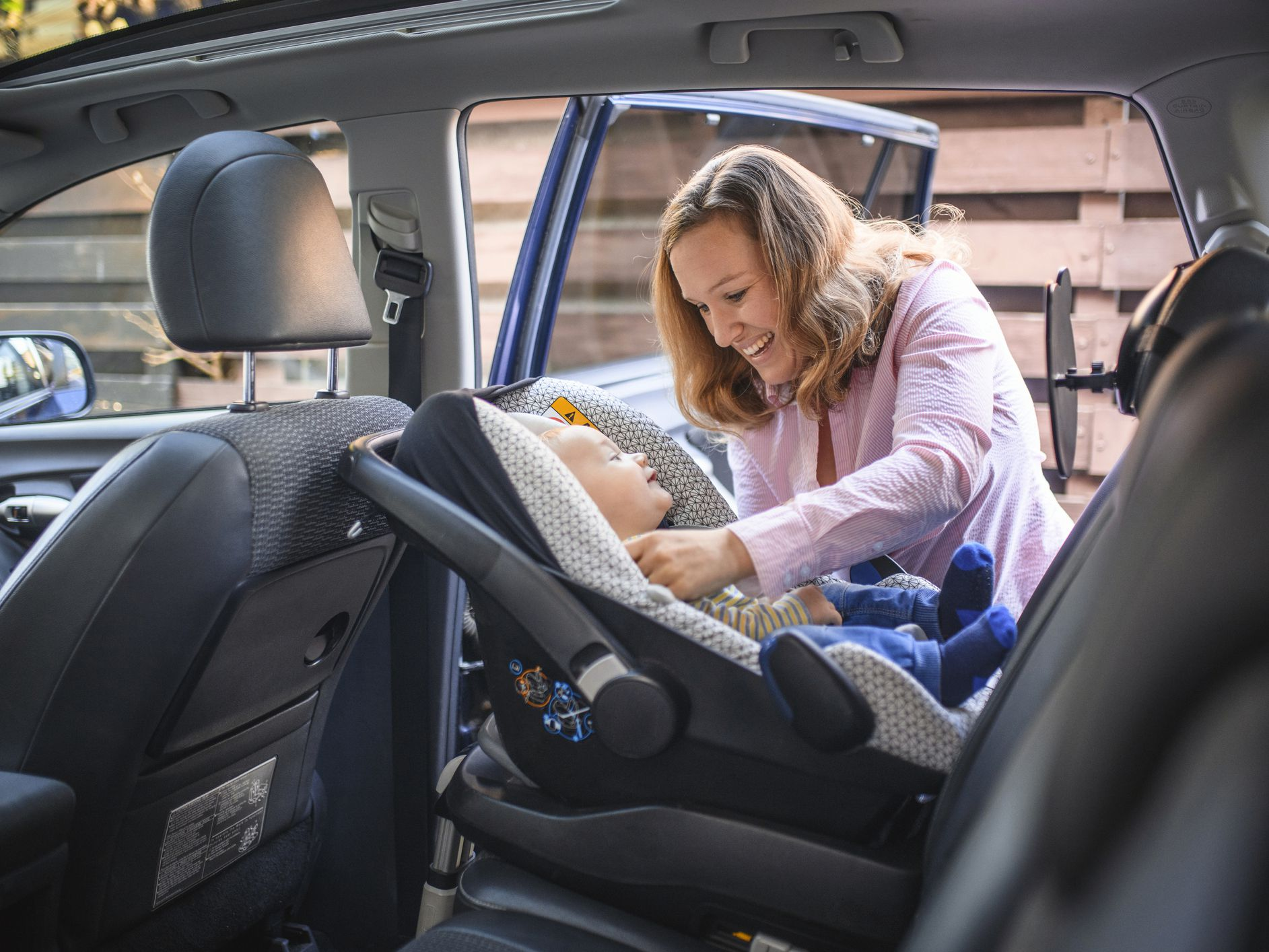Is Latch Or Seatbelt Safer For Car Seat Installation