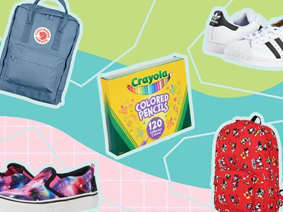 Family Back-to-School Sales Crayola Fjallraven Disney