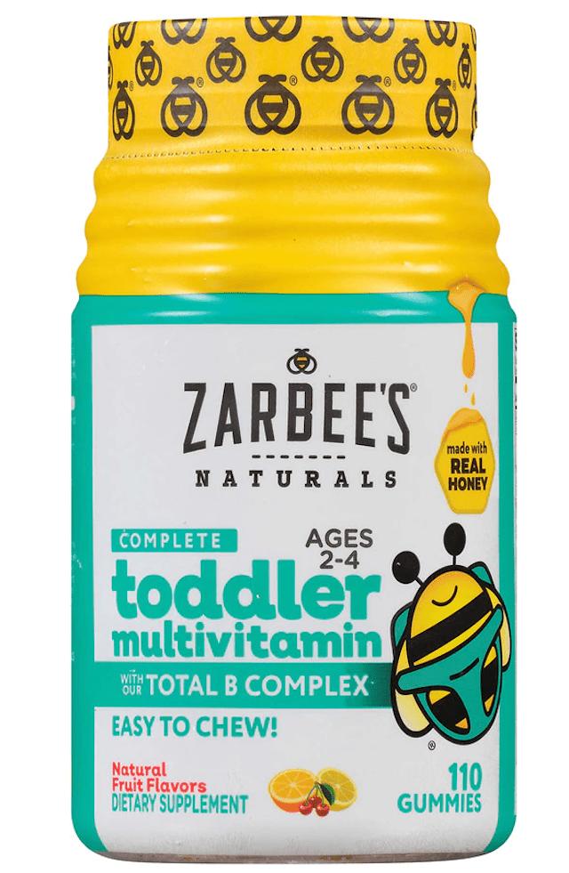 Zarbee's Toddler Multivitamin
