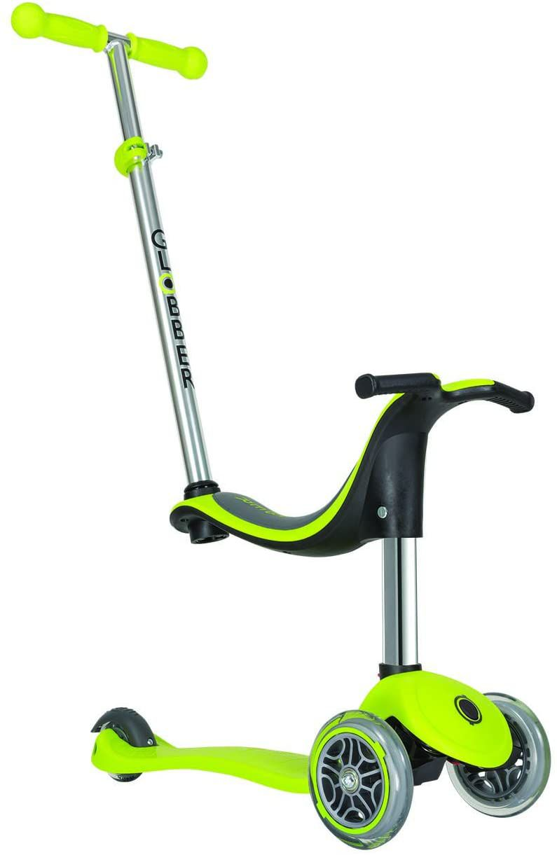 Globber Go Up Sporty 3 in 1 Kick Scooter