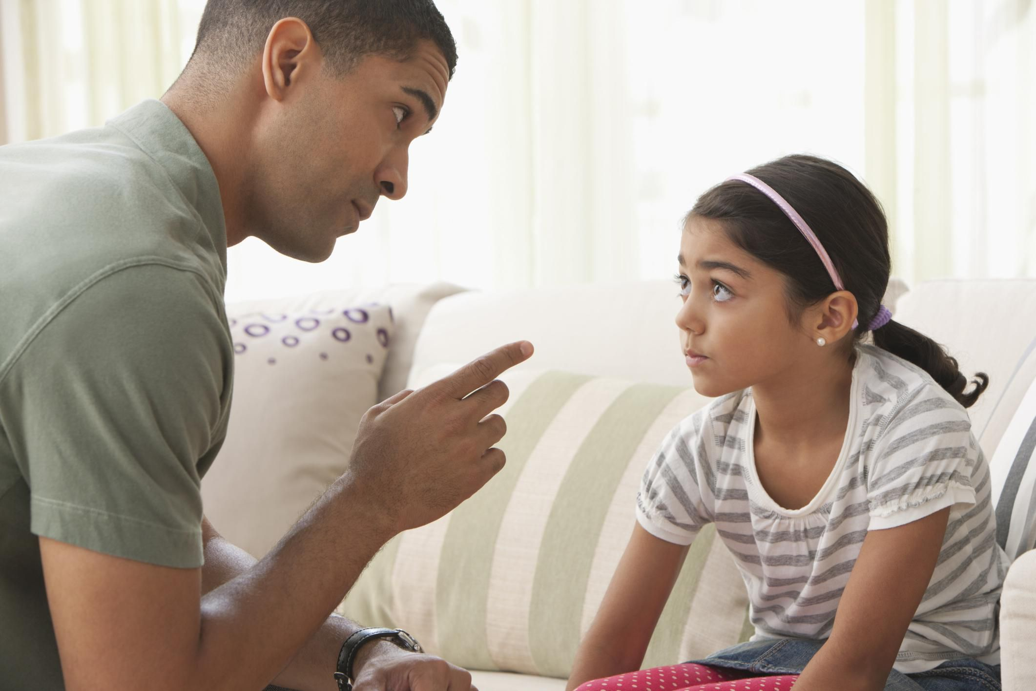 How Parents Can Work With a Kid Who Won't Listen