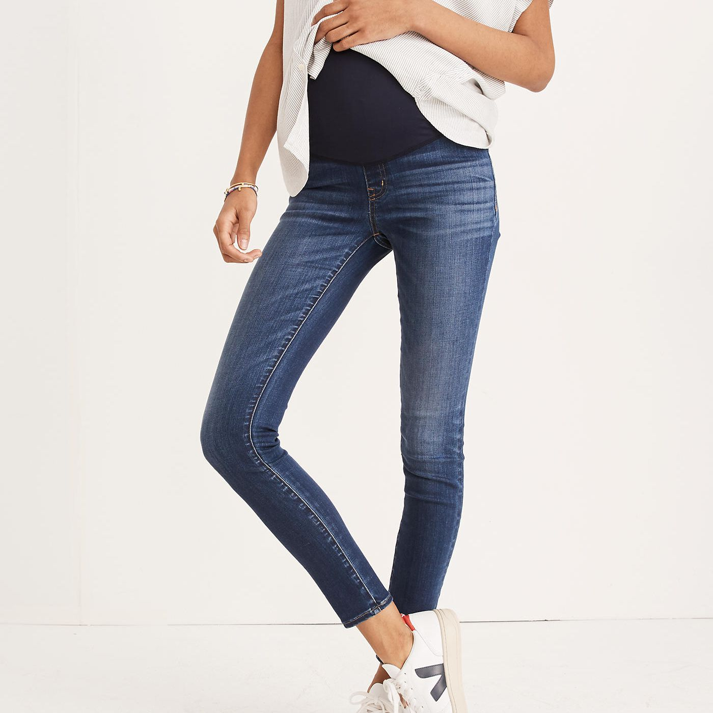 The 9 Best Maternity Jeans Of 2021