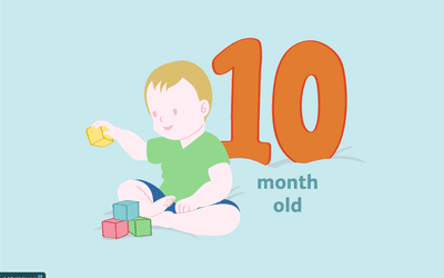 10-Month-Old Baby