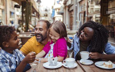 Build stronger bonds in your blended family.