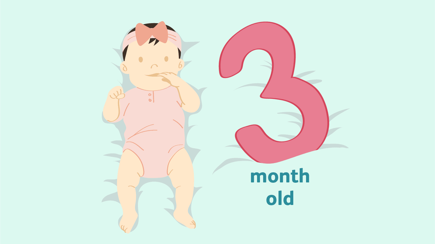 Your 3-Month-Old Baby: Development & Milestones