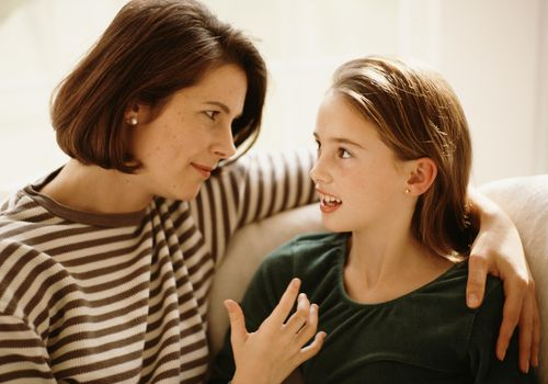 Look for warning signs that your child may need professional help for behavior problems.