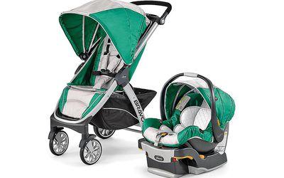 Contours Options Elite Double Stroller Review