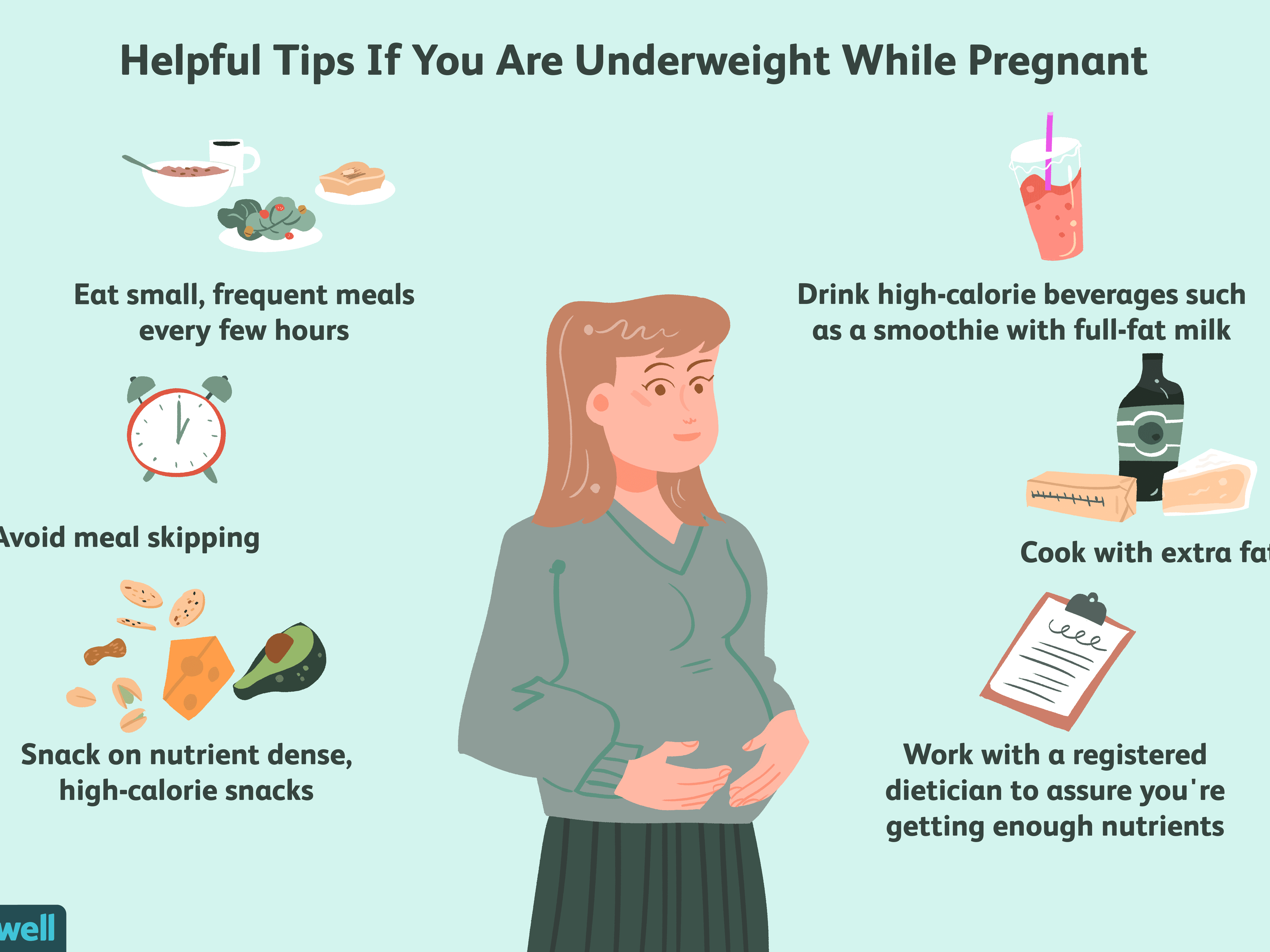 can you diet while being pregnant