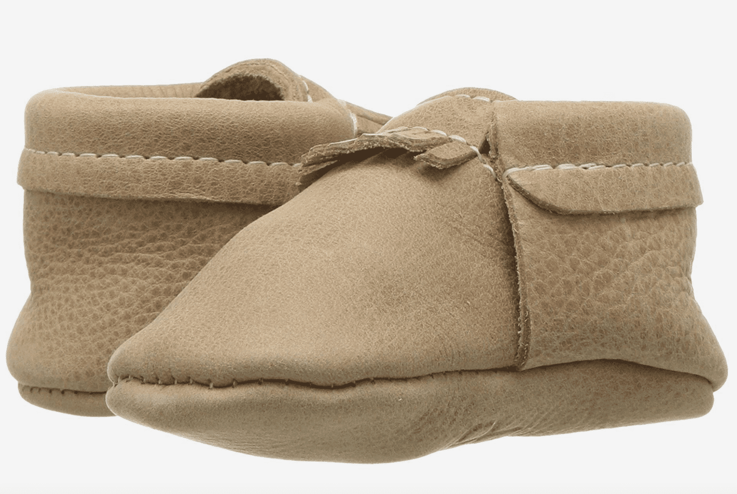Freshly Picked Soft Sole Leather Moccasins
