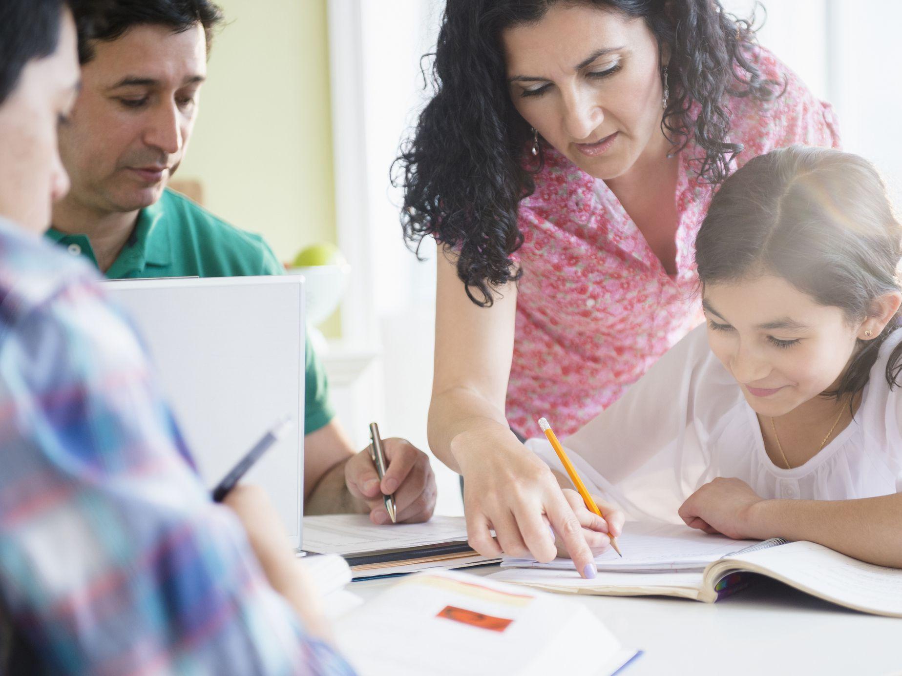 Parent involvement in student homework alan h fishman resume