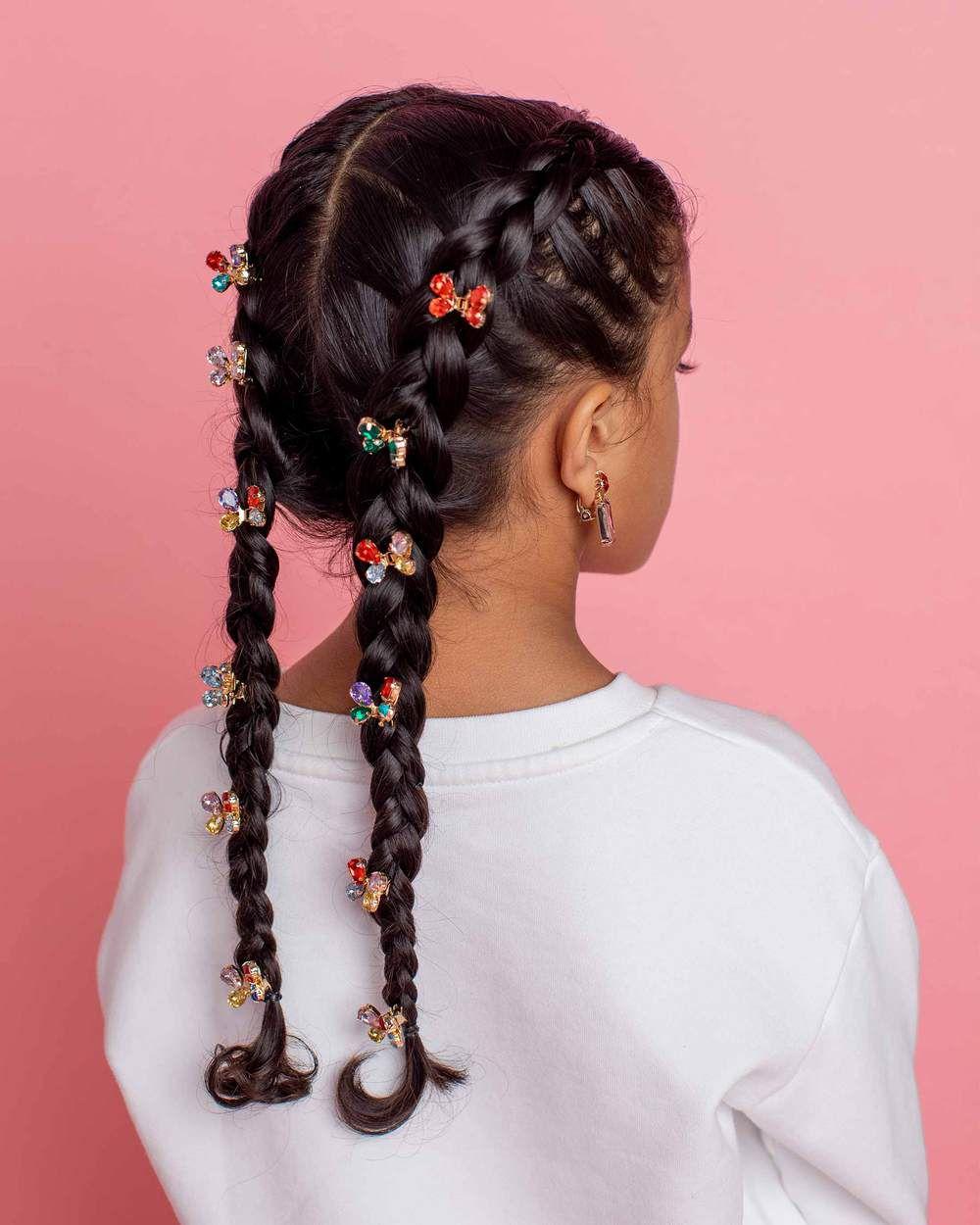 Super Smalls hair clips