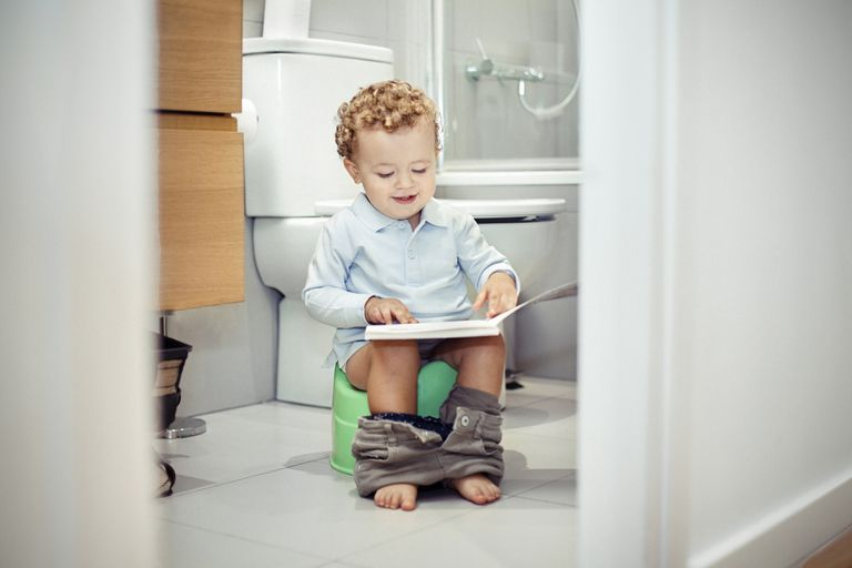 What To Avoid When Potty Training