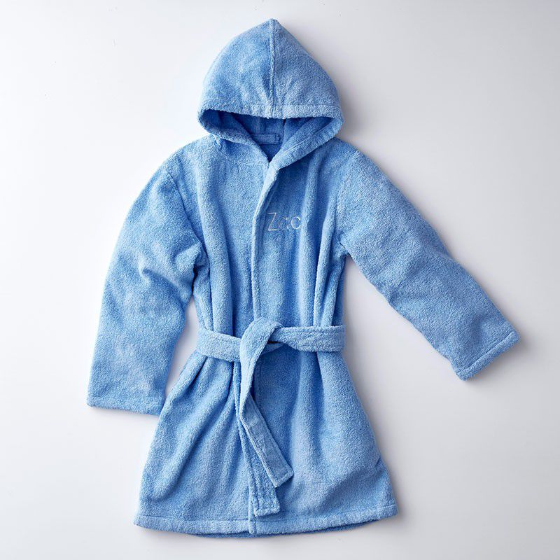 Company Cotton Kids' Hooded Terry Robe