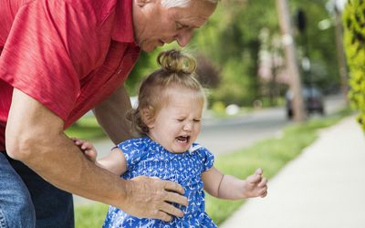 6 Kinds of Grandparents Who Aren't So Grand