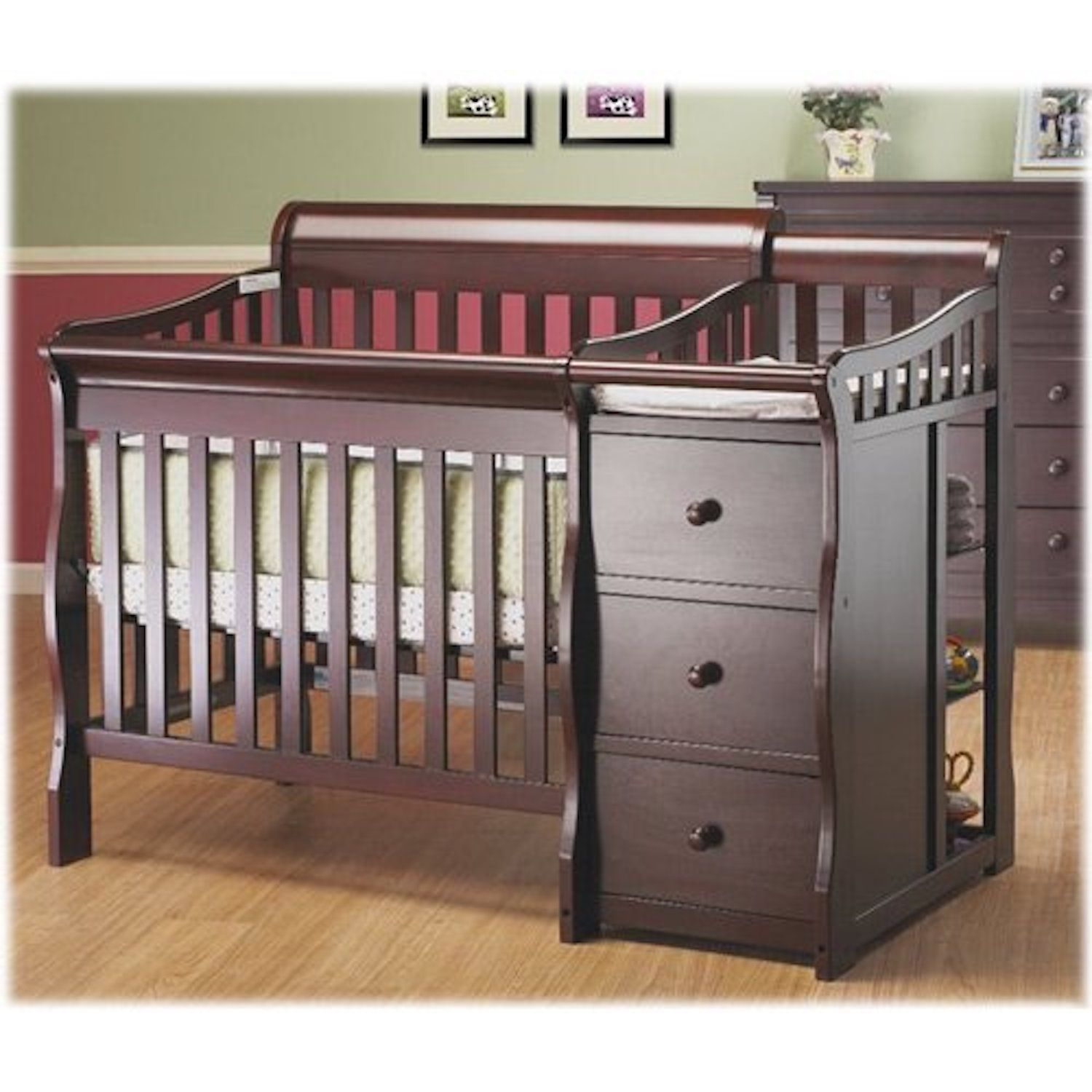Which crib style is best for your baby and nursery