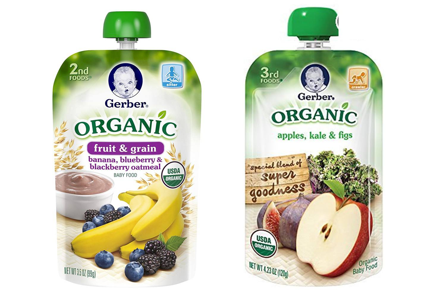 The 8 Best Organic Baby Food Brands Of 2020