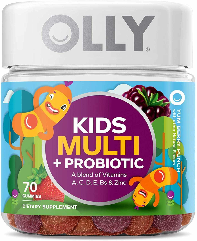 Olly Kids Multi + Probiotic