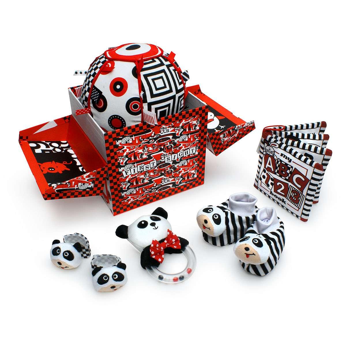 Infant Development Toys Gift Bundle