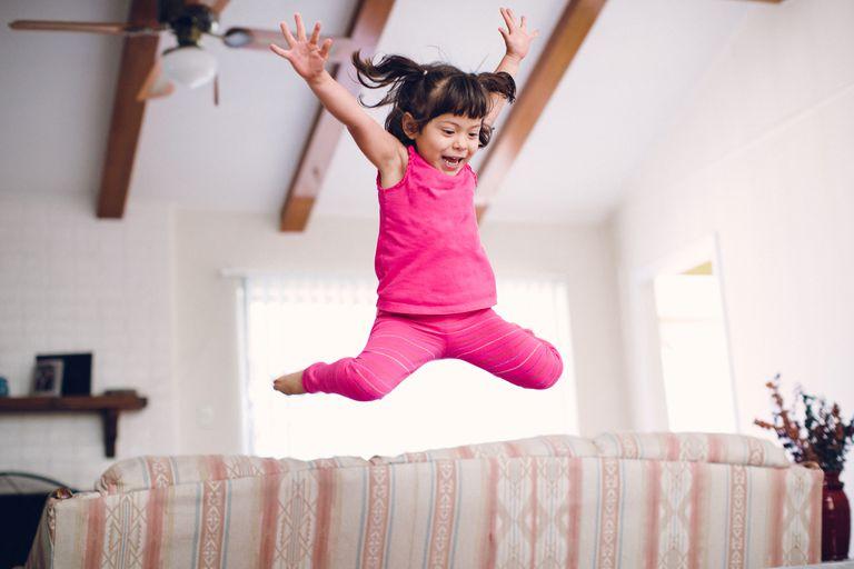 Teach your child impulse control skills.