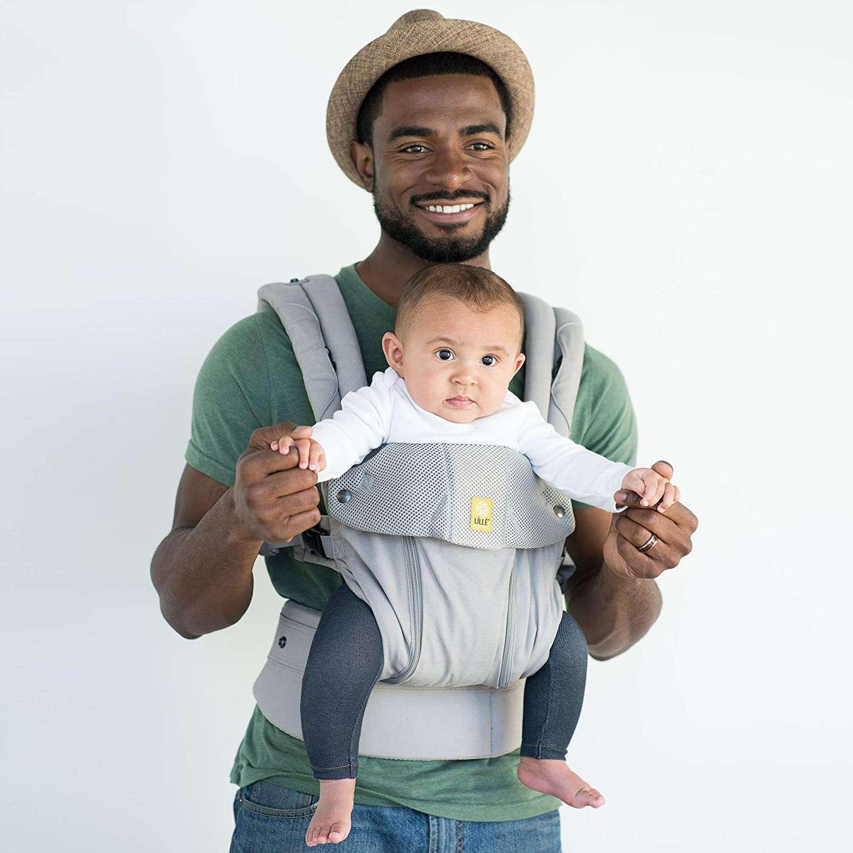 LÍLLÉbaby Complete All Seasons Six-Position Baby Carrier