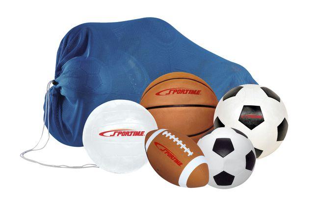 Sportime Ball Pack