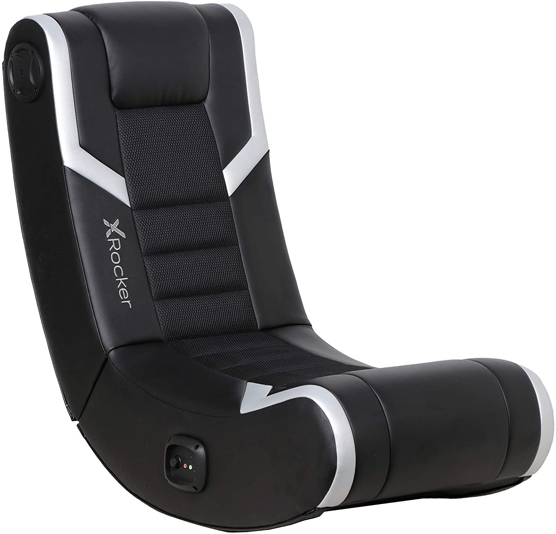 X Rocker Eclipse Floor Rocker Gaming Chair