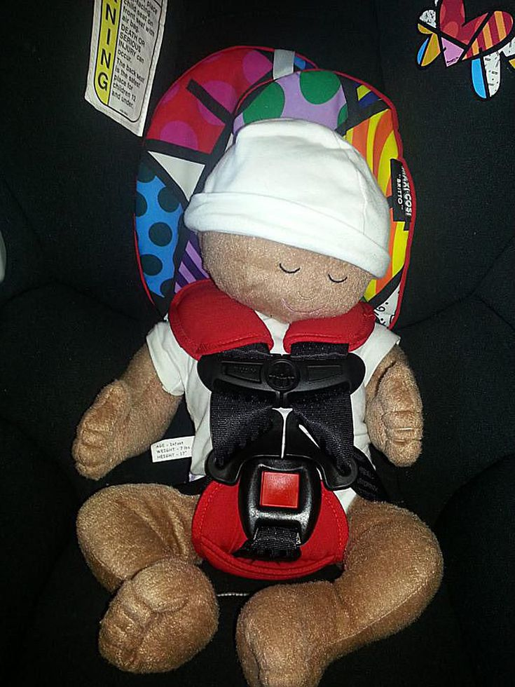Properly Secure Your Baby in an Infant Car Seat
