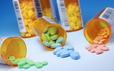 A collection of prescription medications.