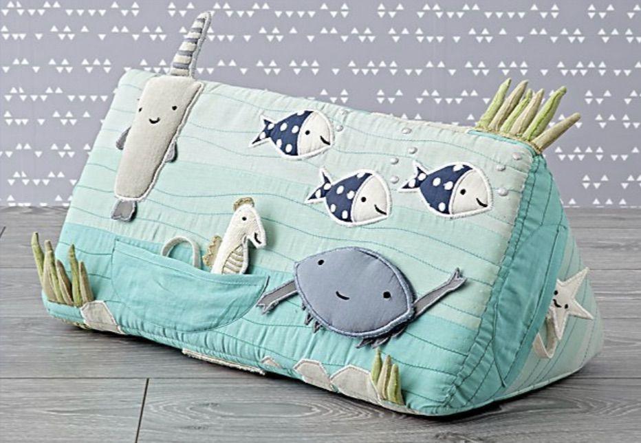 Ocean Tummy Time Toy