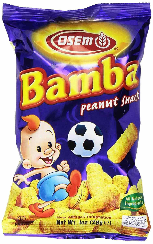 Osem Bamba Peanut Snacks