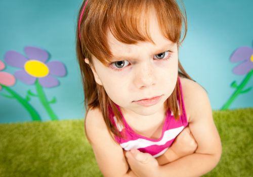 Teach kids anger management skills from an early age.