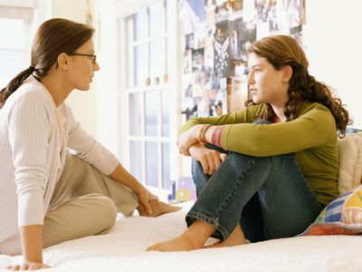 Talk to your teen about the dangers of lying.