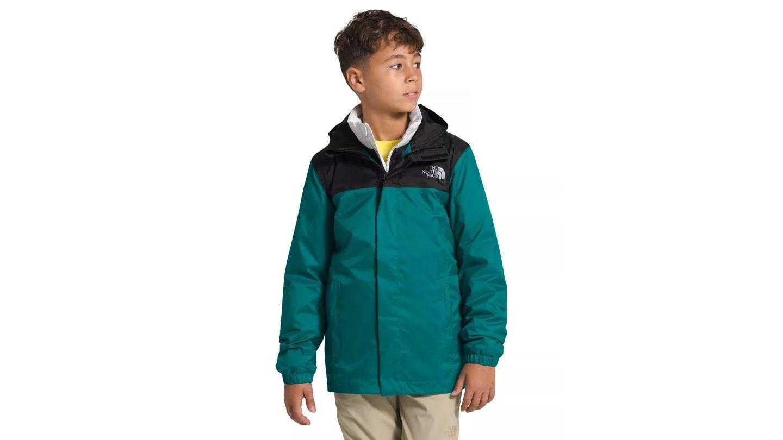 North Face Reflective Jacket