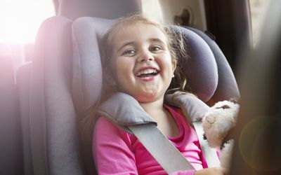 State Car Seat Laws May Still Be Behind The Times For Child Safety