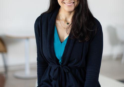 Writer Lauren Finney Harden