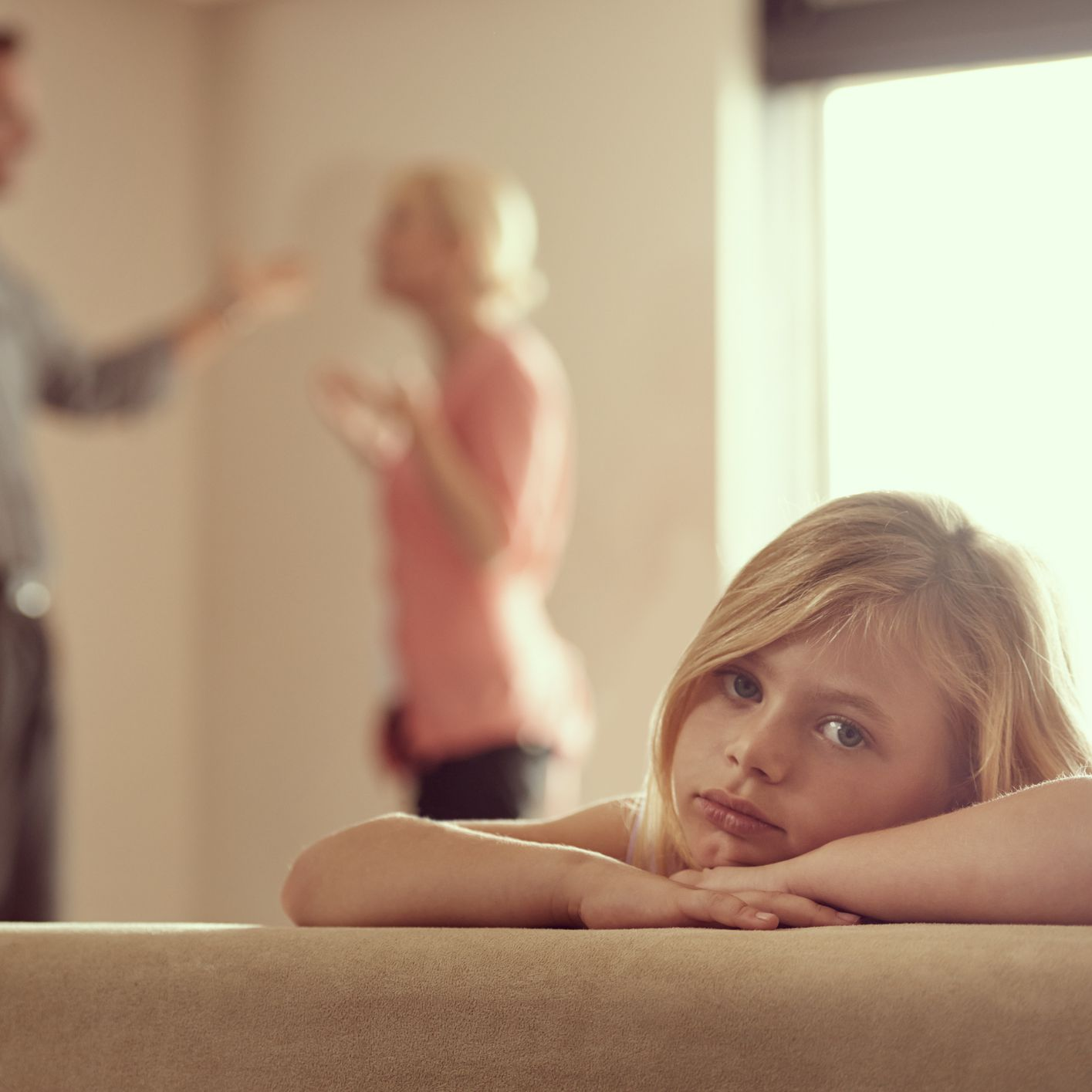 Moms Stress May Put Kids At Risk For >> How Parents Fighting Affects A Child S Mental Health