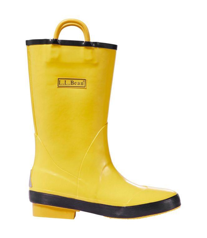L.L.Bean Kids' Puddle Stompers Rain Boots
