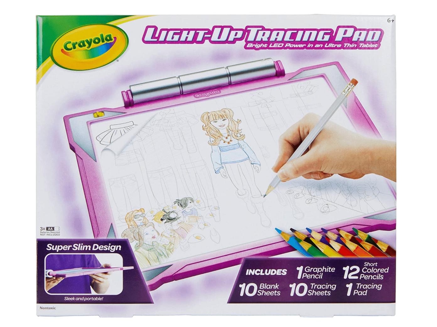 Crayola Light Up Tracing Board