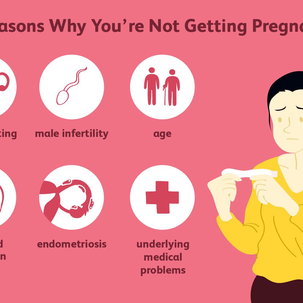 Why Am I Not Getting Pregnant? 8 Possible Reasons