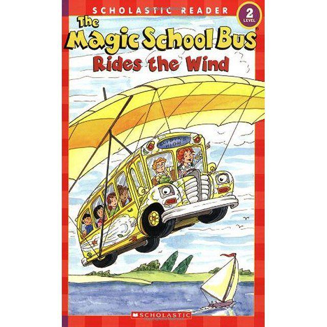 The Magic Scholo Bus Rides the Wind