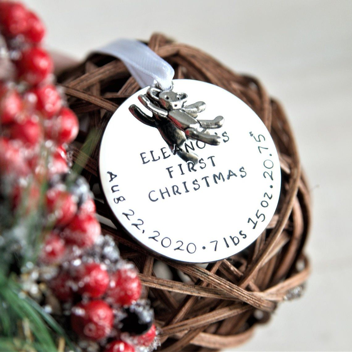 The 20 Best Baby S First Christmas Ornaments Of 2021
